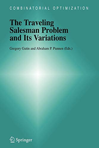The Traveling Salesman Problem and Its Variations (Combinatorial Optimization, Band 12) - Ap Science Computer B