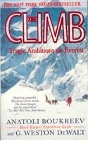 The Climb - Tragic Ambitions on Everest