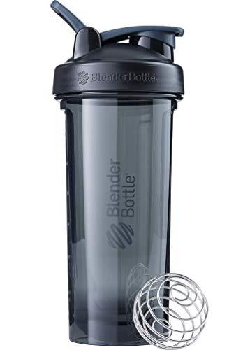 Blenderbottle 500720 shaker per frullati di proteine, nero