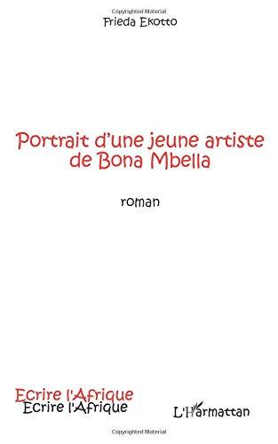 Portrait d'une jeune artiste de Bona Mbella