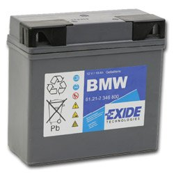 BMW Motorcycles gel batteria 12Volt 19Ah