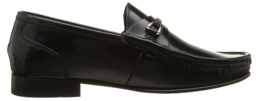 Base London Journal, Scarpe stringate uomo nero (Schwarz - Noir (012 Hi Shine Black))