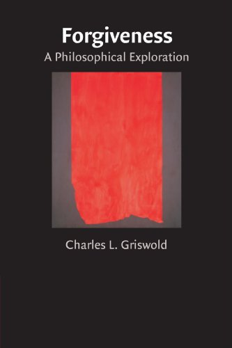 Forgiveness Paperback: A Philosophical Exploration