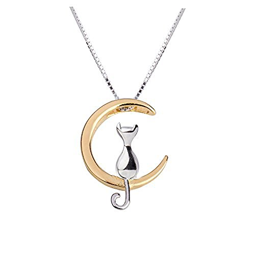 urban-she-the-cat-is-over-the-moon-sterling-silver-cat-kitten-crescent-moon-cat-necklace-pendant-925