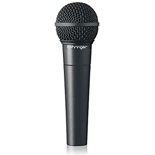 Behringer XM8500 Ultravoice Dynamic Cardioid Vocal Microphone (B0002KZAKS) | Amazon Products