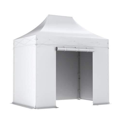 Interouge Barnum Pliant Pro 2x3 Pack Complet Alu 50 PVC 520g/m²