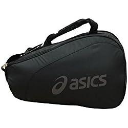 Asics 125914-0904 Bolsa de Pádel, Unisex Adulto, Negro (Performance Black), M