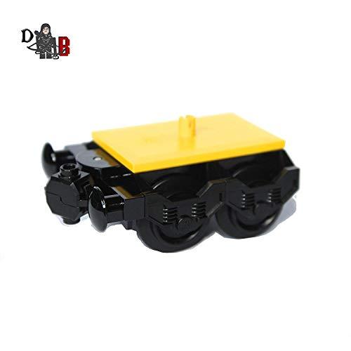 LEGO a medida CIUDAD Tren Motor Duende pequeño con almacenador INTERMEDIARIO &...