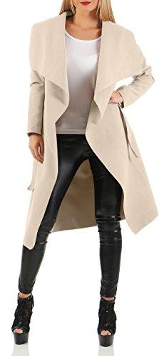 Trench Coat Damen Beige
