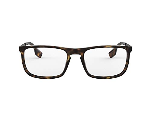 BURBERRY Brille (BE-2288 3002) Acetate Kunststoff glänzend havana - matt grau