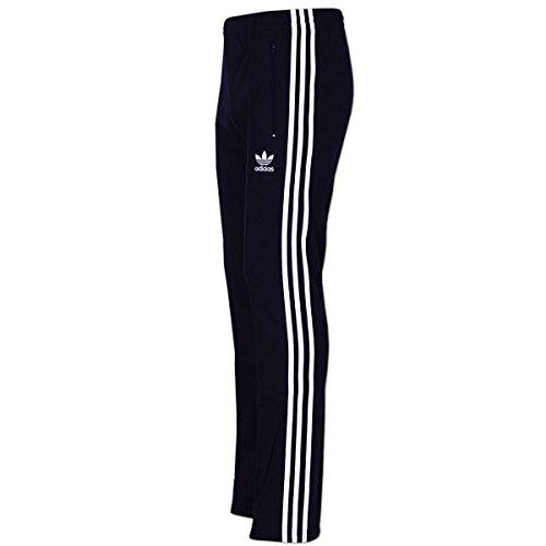 adidas Originals Hose Europa Track Pant Retro Trainingshose (black, S) - Adidas Originals Track Pants