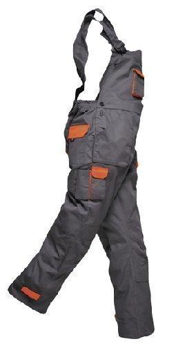 texo-knee-pad-workwear-bib-brace-grey-3xl-r