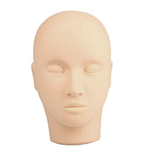 Kicode Training Massage Bilden Modell Salon Mannequin Praxis Kopf Wimpernverlängerung Frauen Puppenköpfe