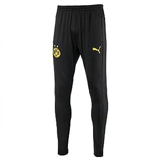 Puma - Bvb training pant blk - Pantalon joueur - Noir - Taille XL
