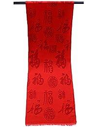 672cb478c4519 IWGR China Spring Festival Classic Cosy Warm Classic Schal Winter Schal  Weiche elegante lange dicke Plüschschals
