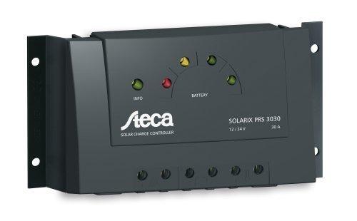 Steca Solarix 3030 12V/24V 30A Laderegler