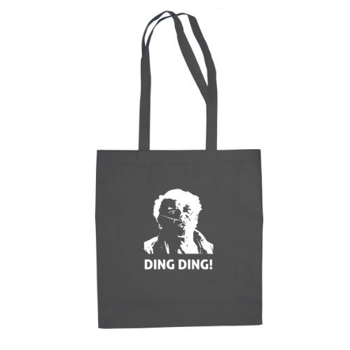 Jesse Kostüm Pinkman - Planet Nerd Ding Ding - Stofftasche/Beutel, Farbe: grau