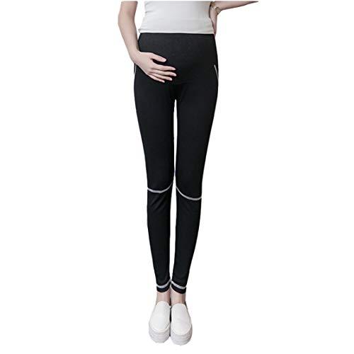Pantalon Embarazada Deporte Leggins Premama Algodon Embarazo Pantalone