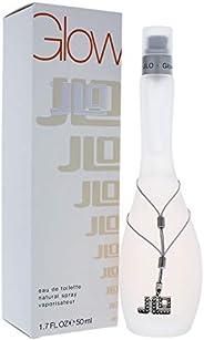 Glow by Jennifer Lopez for Women . Eau de Toilette Spray 1.7 Ounces