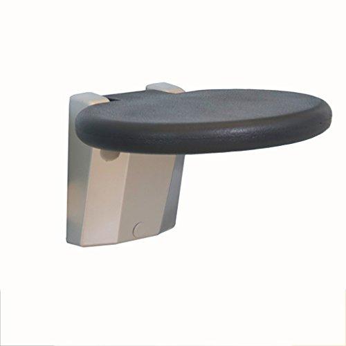 LI JING SHOP - Wand-Badhocker Aluminiumlegierung Klapphocker mit Barrierefreier Alter Mann Sicherheit Nehmen Sie ein Bad Duschhocker ( größe : 26.5*30CM )