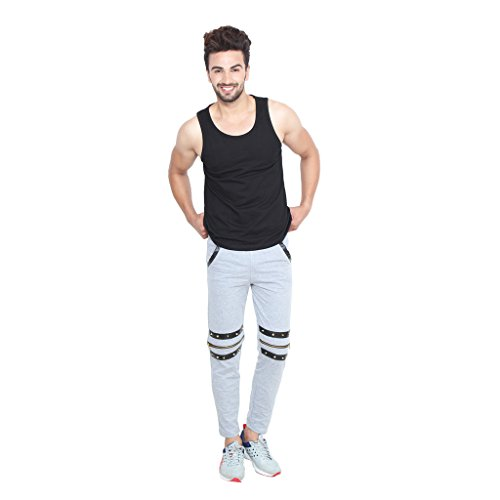 Printing Geeks Men stretchable Tank Top/Vest