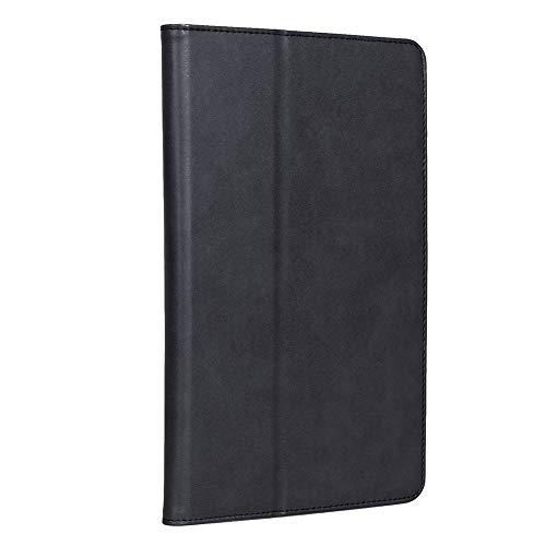 """ISIN Premium PU Folio Funda Case Cover Carcasa con Stand Función para Xiaomi Mi Pad 4 Plus(No Apto para Xiaomi Mi Pad 4) 10,1"""" Android Tablet PC(Negro)"""
