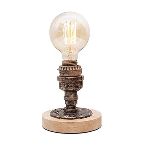 Lámpara de Mesa Retro LOFT, Luz de Escritorio, Lámparas de mesilla ...