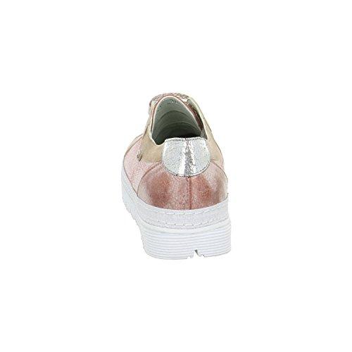 Jana Shoes GmbH & Co KG Damen Schnür-Halbschuhe Rose