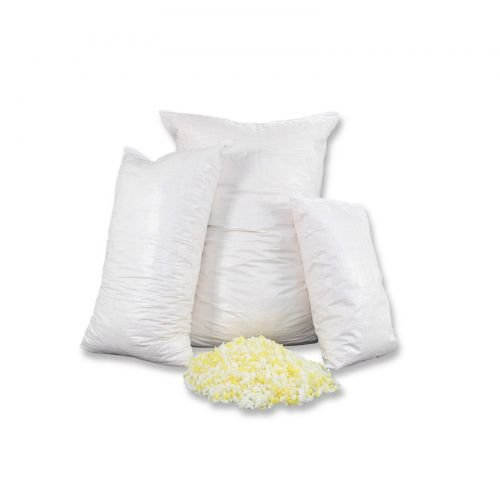 Schaumstofffüllung Für Kissen - Fränkische Schlafmanufaktur 1kg Kaltschaumflocken, Schaumstoffflocken für
