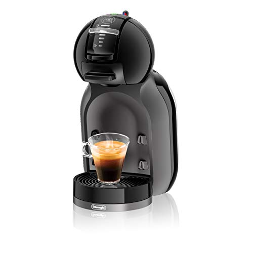 De\'Longhi EDG 305.BG | NESCAFÉ Dolce Gusto Mini Me | Kapsel Kaffeemaschine, Farbe Schwarz / Grau
