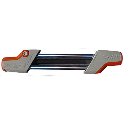 Stihl- Porte Lime, 2en 1, pour tronçonneuse, diamètre 5,2mm