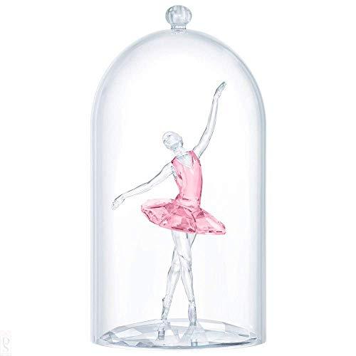 Swarovski Bailarina Campana de Cristal, Claro, 10,1 x 6,9 x 6,9 cm