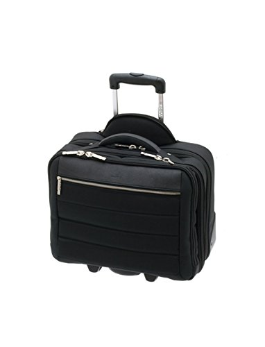 Pilot case trolley Davidt s reference D253446 couleur 01 - Black