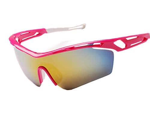 linfei New Sport Sonnenbrille Mountainbike-Brille Im Freien Sand-Schutz Sonnenbrille Wandern Tourismus Brille Fahren Spiegel