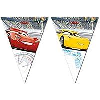 Procos Qualatex 79711Disney Cars 3Dreieck Party Flagge Banner