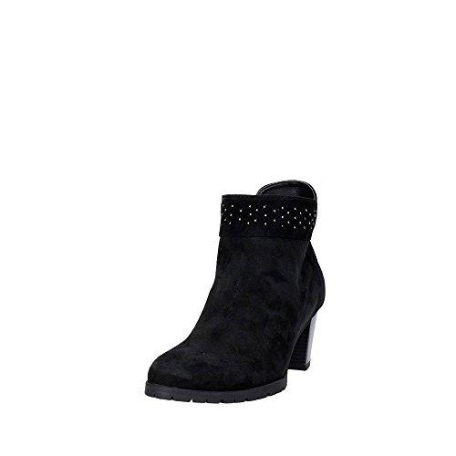 Cinzia Soft CAMPST8 Bottines Femme Noir
