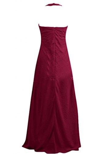 Sunvary Una spalla a mezza manica, decorazioni Prom Gowns Importato da Regno Unito] Royal Blue