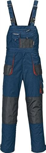 Terratrend Job 3229–50–7410Größe 50Herren Latzhose–marine blau/schwarz