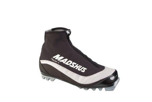 Madshus Hyper C Ski Stiefel, Schwarz / silberfarben