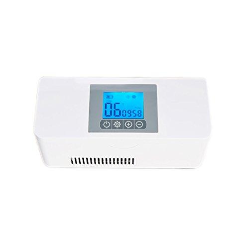 XQCYL Refrigerador De Medicina Portátil Mini Nevera Caja De Insulina Diabética Para...