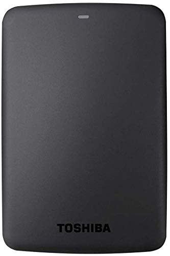Toshiba Canvio Basic HDTB330AK3CA 3TB External Hard Drive Black Price in India