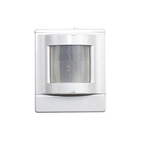Sensor Switch HW-13 PIR Hallway Sensor Motion Occupancy Sensor Low Voltage, White by Sensor Switch -