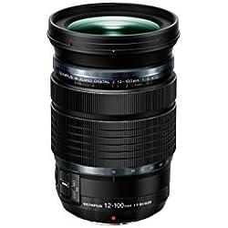Olympus EZ-M1210 Pro Black Optique 12-100 mm Noir