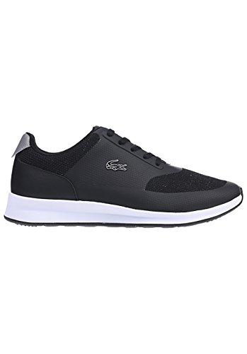 Lacoste Chaumont Lace Damen Sneaker Schwarz SPW Black