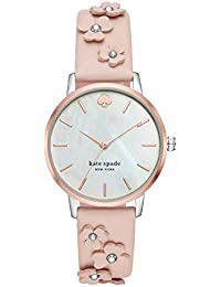 Kate Spade Analog Off-White Dial Women's Watch-KSW1513