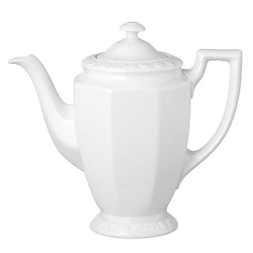 Rosenthal 10430-800001-14030 Maria Kaffeekanne 6 Personen 1.08 L, weiß