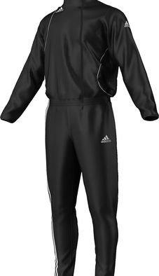 adidas Herren Trainingsanzug Sereno 11 Overall, black/white, 6, 611339