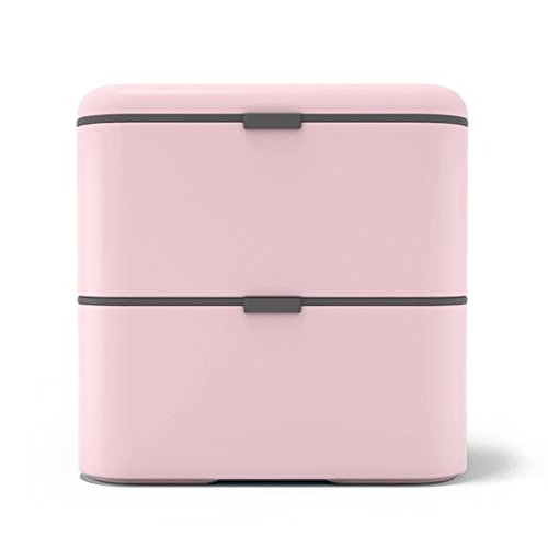 Monbento Square Bento Box, quadratische Lunchbox, Litchi - 3