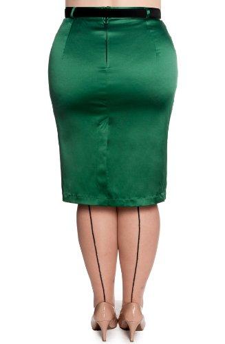 Ligne bunny rOCK bABE rOCK jupe pour femme Vert