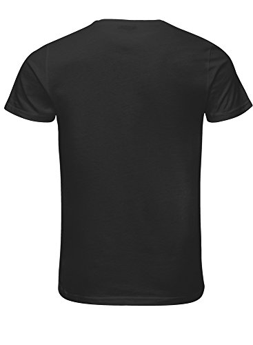 LTB Herren T-Shirt Schwarz